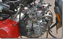 honda grand 2 cylinder a