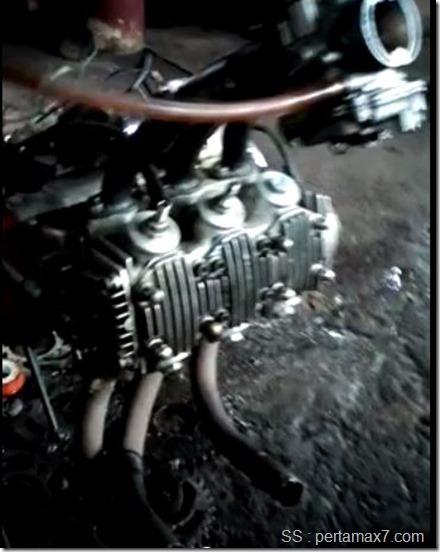 honda Grand 3 cylinder