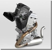 Honda NSF250 MOTO3 Engine