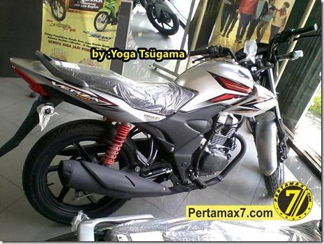 Honda Verza Tough Silver 2014