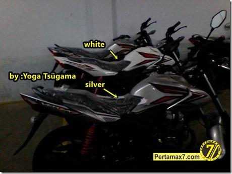Honda Verza white 2014