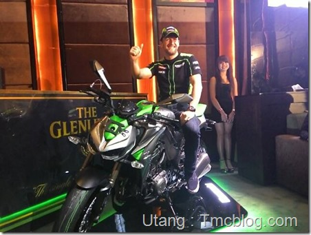 Kawasai Z1000 Launch in Indonesia