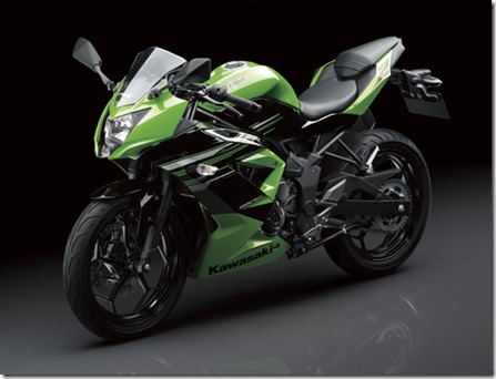 Kawasaki Ninja 250 RR MONO26