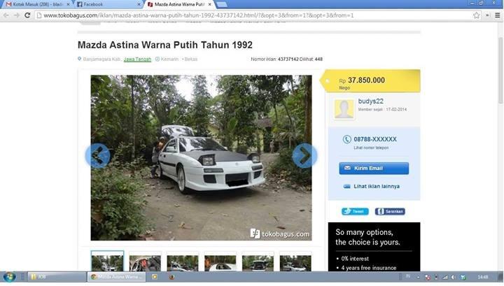 Waspada Penipuan Jual Beli Mobil Atau Motor Via Online Pertamax7 Com