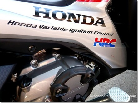 mesin honda new blade 110