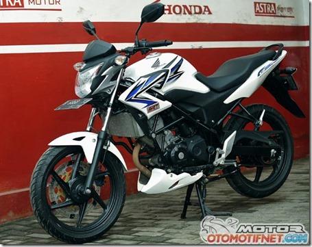 Honda CB150R Bored Up jadi 166 CC tembus 27 HP bisa jabanin Ninja 250 nih