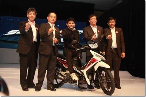 New Honda Supra X 125 FI 2