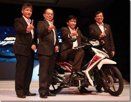 New Honda Supra X 125 FI 3