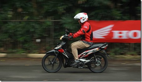 New Honda Supra X 125 FI 4