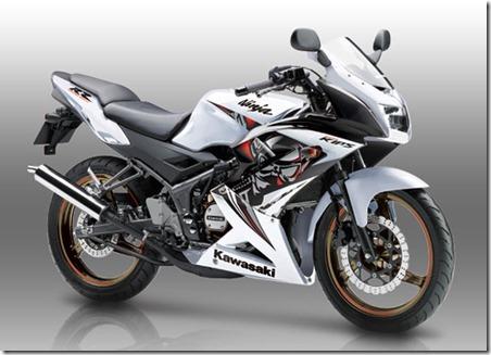 ninja 150 RR special edition