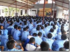 Seminar FI Yamaha Melibatkan 600 Siswa Siswi SMK JATIM 2