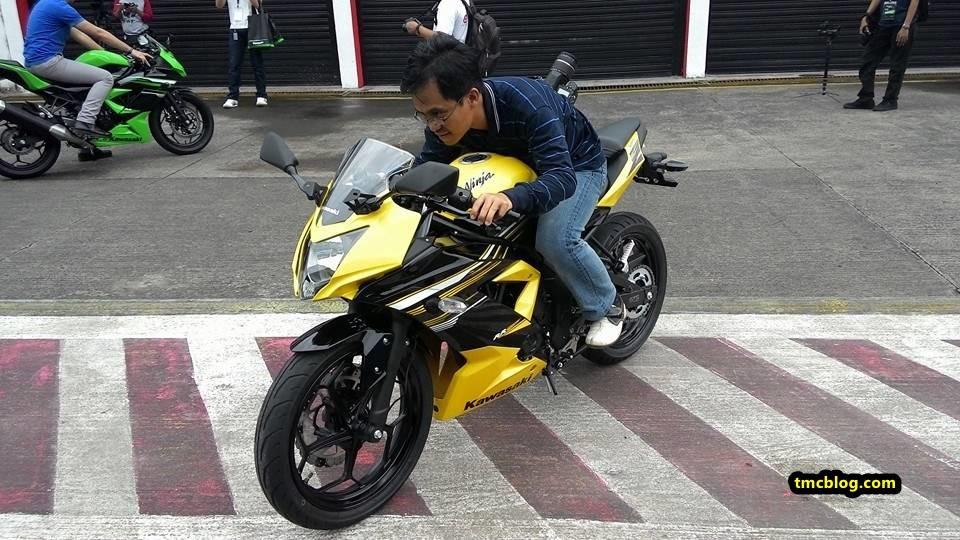 Tmcblog Com Test Kawasaki Ninja 250 Rr Mono