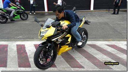tmcblog.com test kawasaki ninja 250 RR mono