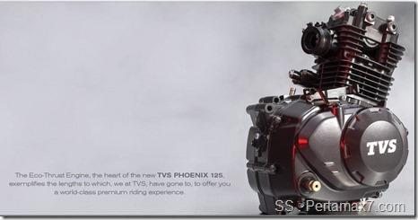 tvs phoenix 125 engine