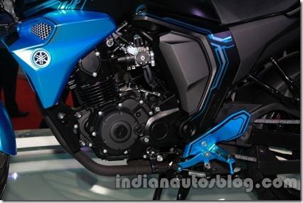 Yamaha-FZ-S-Concept-Auto-Expo-engine