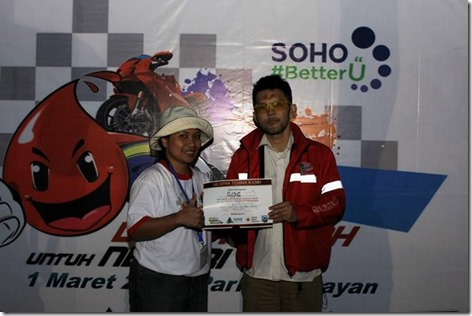 3. Donor Darah SOHO Global Health 1 Mar 2014