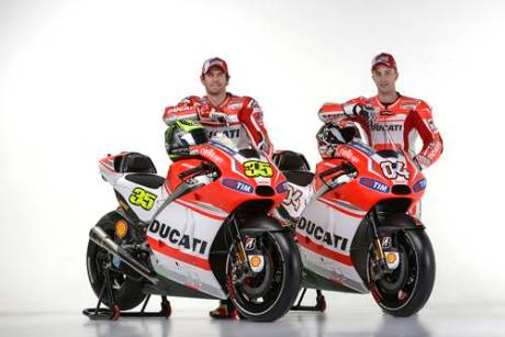 Ducati Corse 2014 MotoGP Livery 051