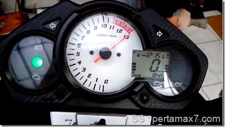 ecu custom honda CB150R 13.000 rpm