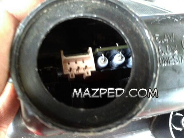 headlamp LED Honda PCX 150 lokal atau Honda Vario 150 6