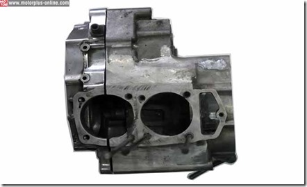 Honda CB modip 320 cc pakai head cylinder Yamaha Vixion 7