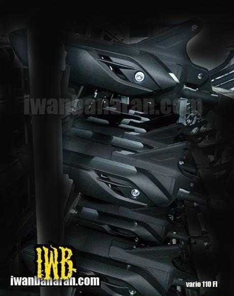 Honda Vario 110 Injeksi 1