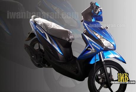 Honda Vario 110 Injeksi 3