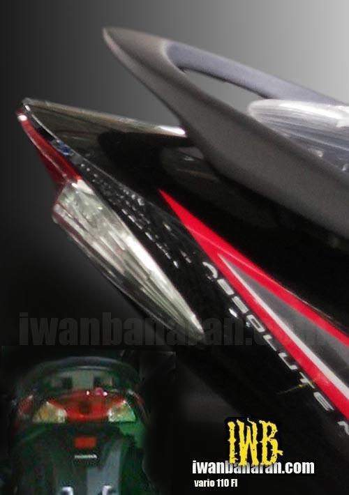 Honda Vario 110 Injeksi 4
