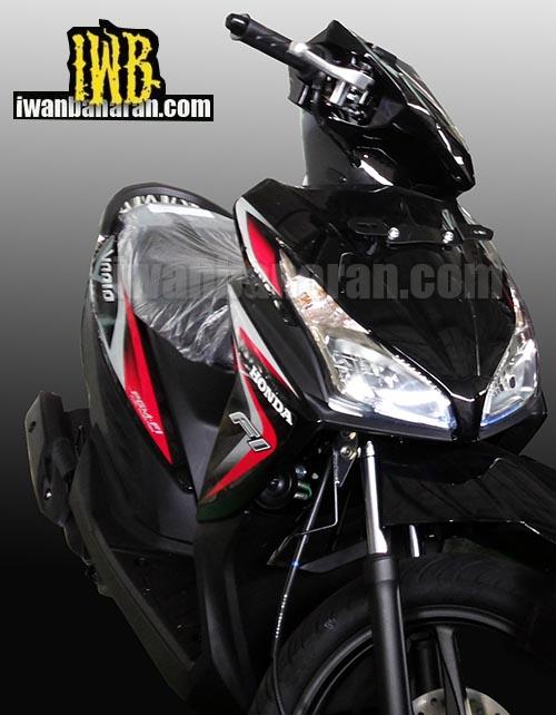 Honda Vario 110 Injeksi 5
