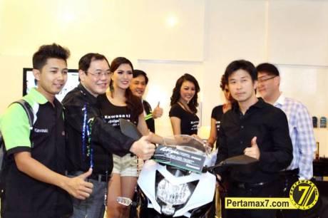 Launching Kawasaki Ninja 250 RR mono Yogyakarta 17