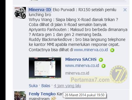 launching minerva RX150