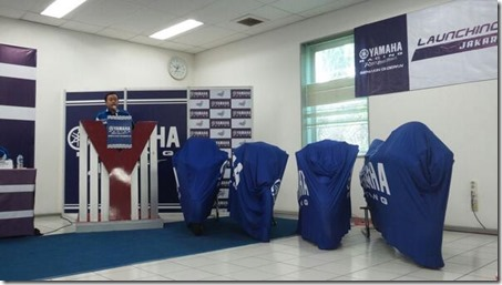 Launching Yamaha Racing Team 2014 1