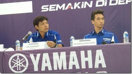 Launching Yamaha Racing Team 2014 6
