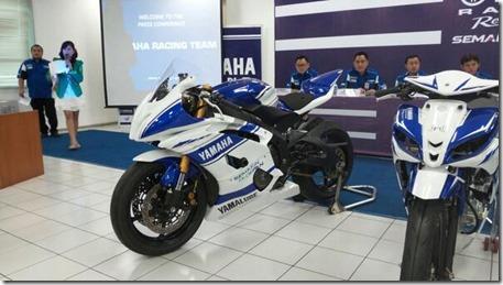 Launching Yamaha Racing Team 2014 9