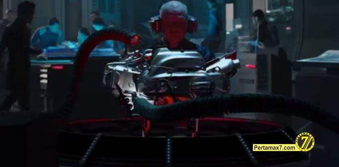 mesin motor matic baru yamaha