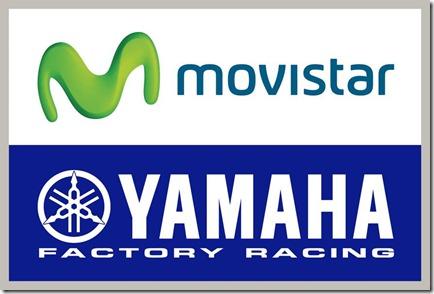 movistar yamaha motogp logo