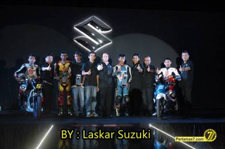 Perkenalan rafid Topan Ke Suzuki 003