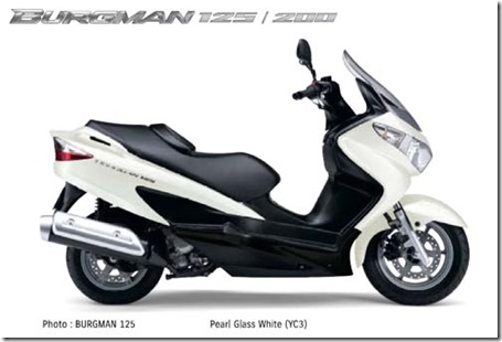 suzuki brugman 125 -200