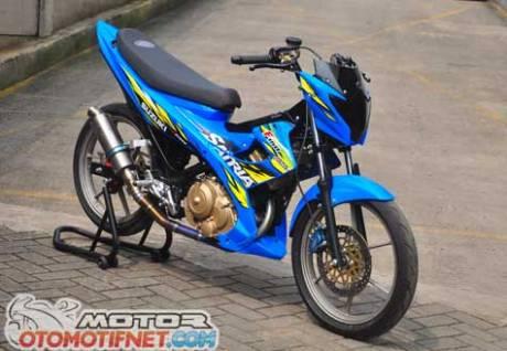 Suzuki Satria F Indoprix 1