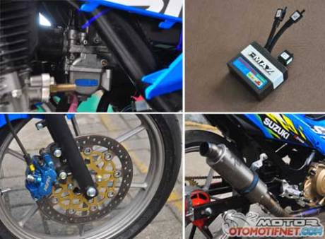 Suzuki Satria F Indoprix 2