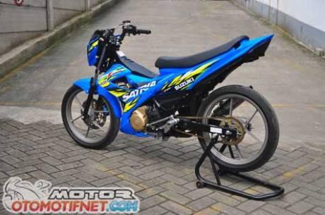 Suzuki Satria F Indoprix 3