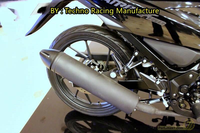Suzuki Satria F150 Black Edition 004