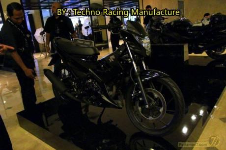 Suzuki Satria F150 Black Edition 005