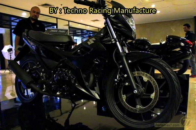 Suzuki Satria F150 Black Edition 007
