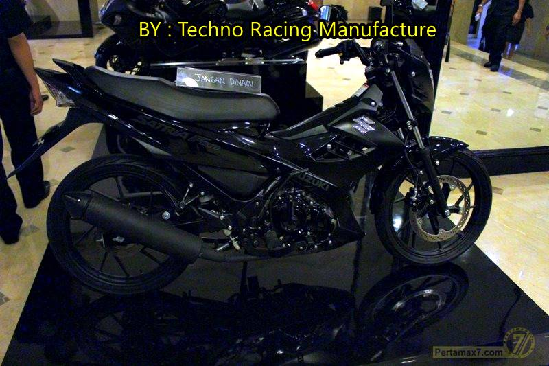 Suzuki Satria F150 Black Edition 009