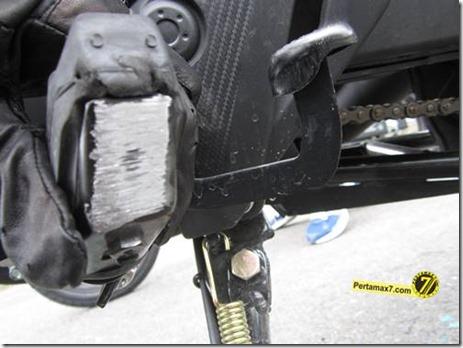Testride Honda New Megapro FI 2014 063