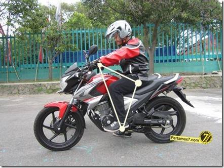 Testride Honda New Megapro FI 2014 065