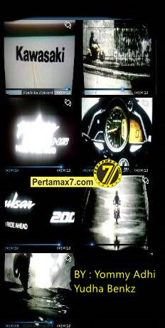 TVS kawasaki bajaj pulsar 200ns indonesia 3