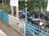 Yamaha New V-ixion menjadi kendaraan Dinas TNI 5