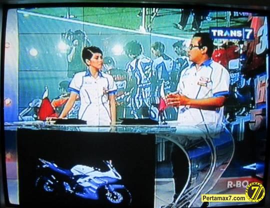 Yamaha R15 Indonesia tampil di motogp 3
