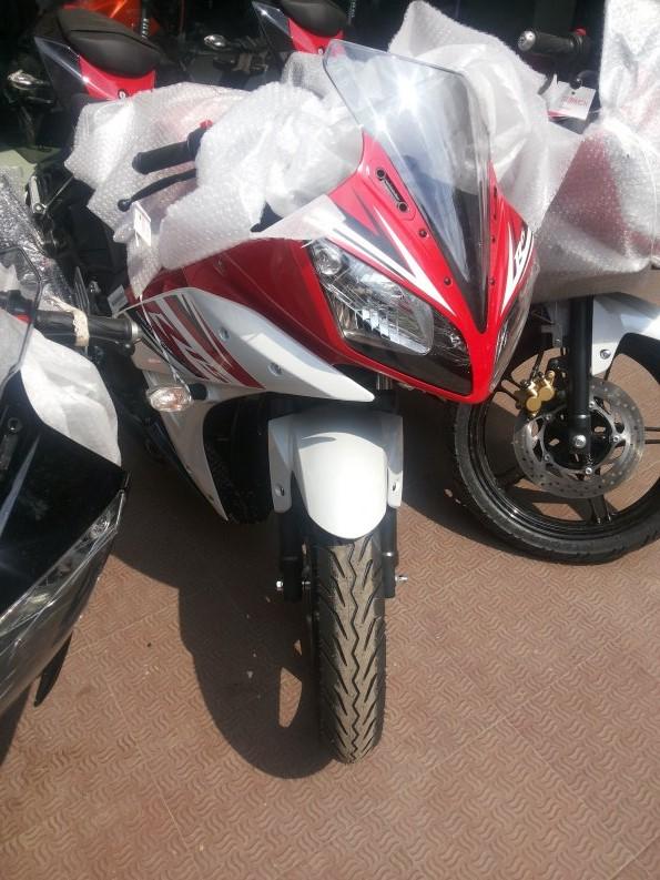 New Yamaha R15 v3 Yamaha Yzf-r15 V3.0 India